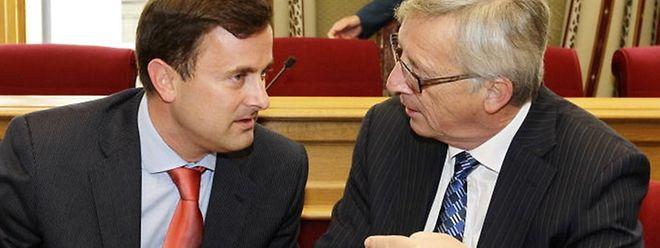 Keine Veränderung gibt es in der Sympathie-Skala, wo Bettel vor Außenminister Asselborn und Juncker rangiert.