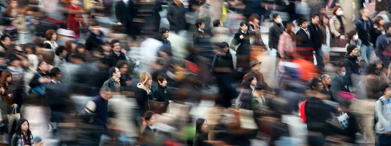 Lärm und Anonymität können für manche Menschen zu einer echten Belastung werden.