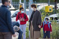 Rentrée fondamentale -  Grundschule Schüttringen - Foto: Pierre Matgé/Luxemburger Wort