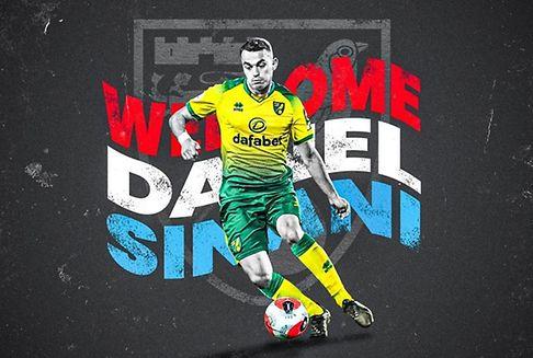 Norwich City impatient de voir Sinani