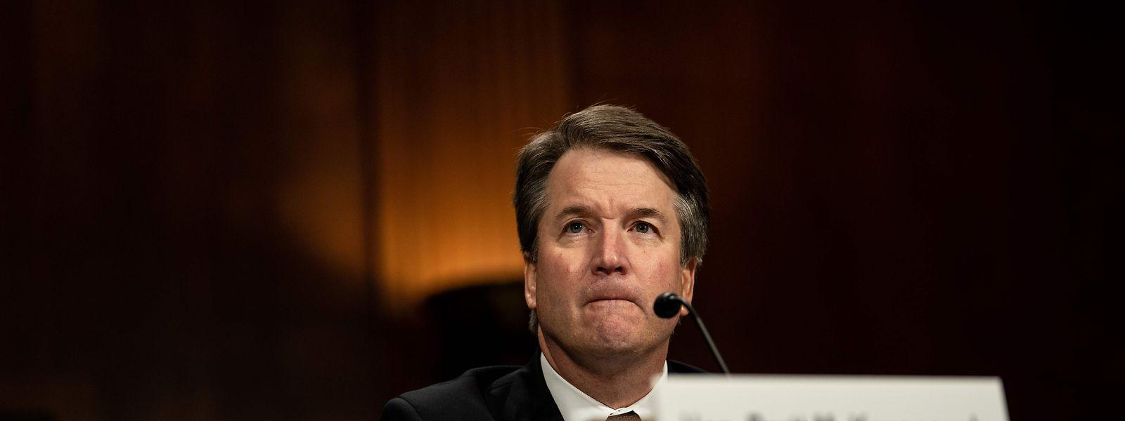 Der umstrittene rechtskonservative Richter Brett Kavanaugh könnte bald Teil des mächtigen Supreme Court sein.