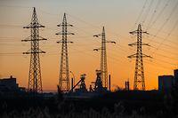 Wirtschaft, Industrie, Belval, Strom, Energie,  Foto: Guy Wolff/TLuxemburger Wort