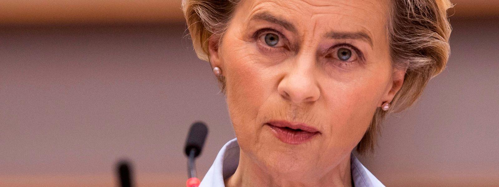 Ursula von der Leyen zeigt stets viel Verständnis für Berlin.