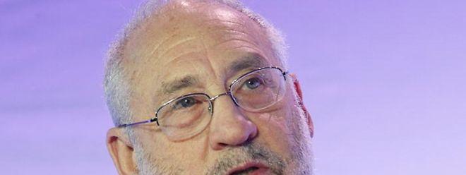 O Nobel da Economia, Joseph Stiglitz, diz que a austeridade foi um fracasso em Portugal