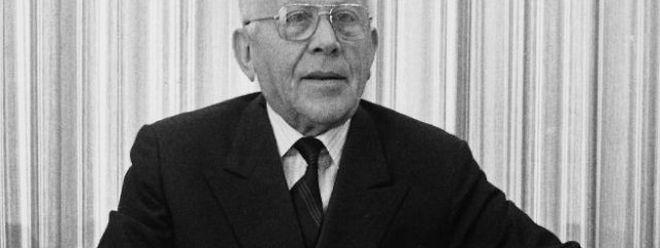 Léon Bollendorff (1915-2011)