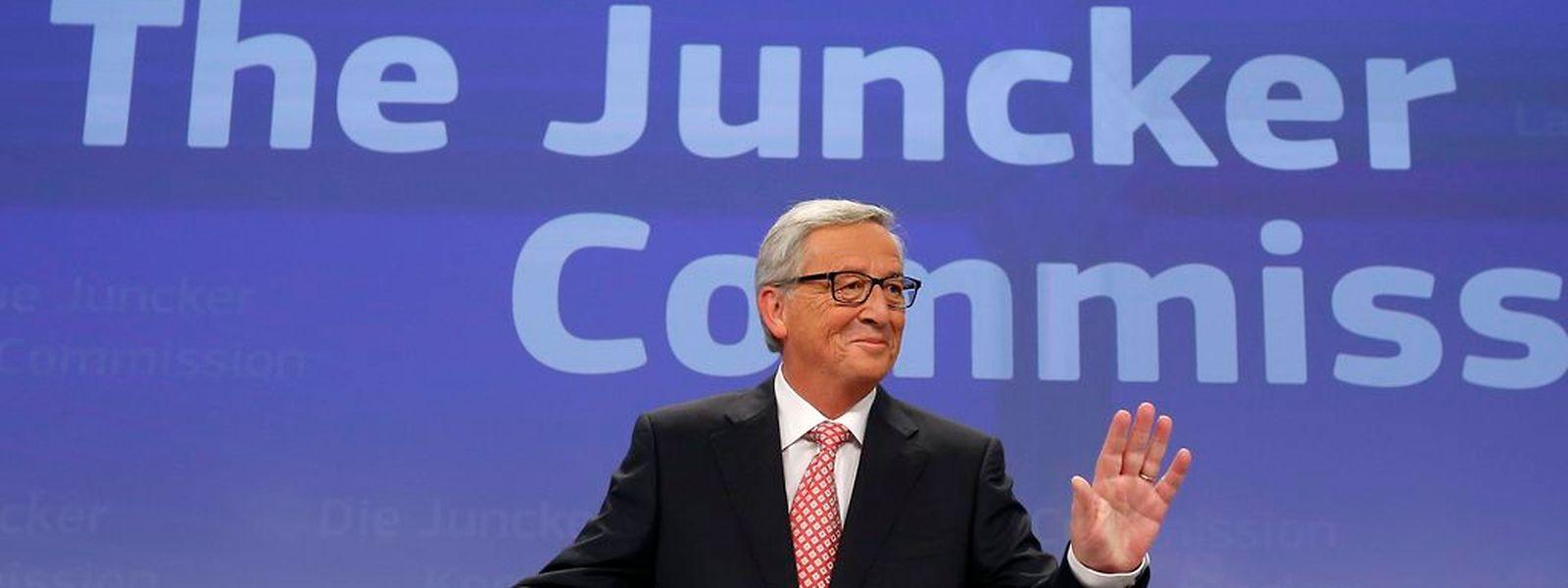 Jean-Claude Juncker hält an der Slowenin Bratusek fest.