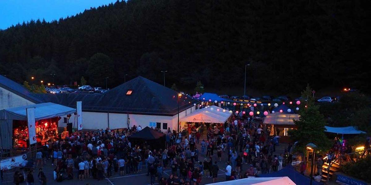 Über 6000 Besucher zog das Musikfestival in seinem fünfjährigen Bestehen an.
