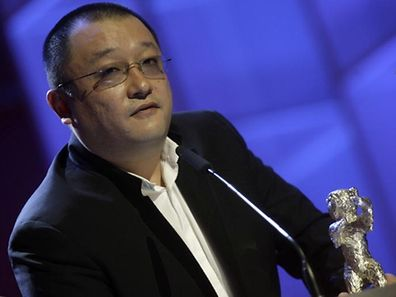 Chinese film director & screenwriter Wang Xiaoshuai