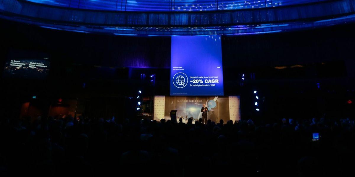Avec 500 experts du New Space, la conférence a été un succès. Un autre enjeu était moins visible.