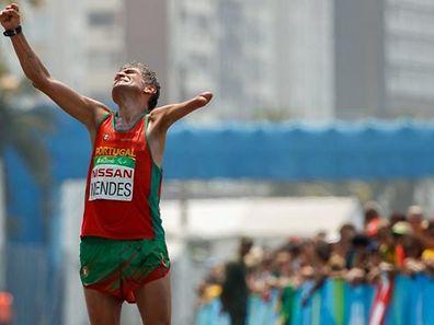 Portugal fechou a participação nos Jogos Paralímpicos Rio2016 com a obtenção de mais uma medalha