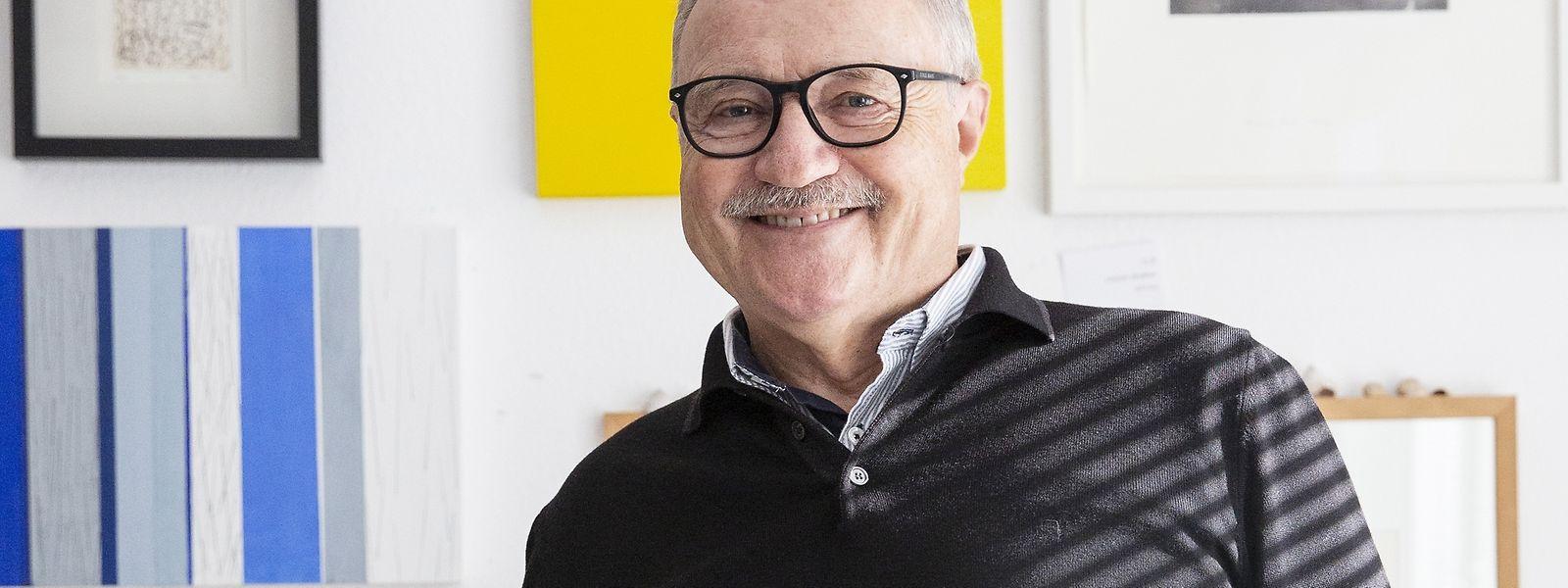 """Franz Ruf wird von der Jury für seine """"Meisterschaft in Komposition und Sensibilität"""" gelobt."""