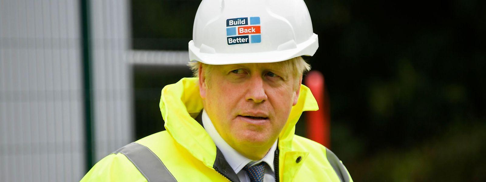 Mittlerweile halten viele Briten Premierminister Boris Johnson für überfordert.