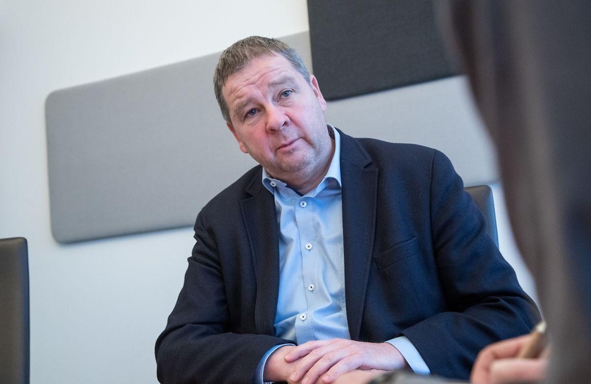 Michel Wolter: «Je suis très content que les électeurs aient manifesté leur soutien en octobre par rapport au travail réalisé dans la commune et par rapport à quelqu'un qui n'est soi-disant pas aimé. J'ai la satisfaction de pouvoir dire, venez voir à Käerjeng, on est bien organisé!»
