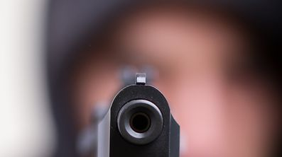 Gangster, Schusswaffe