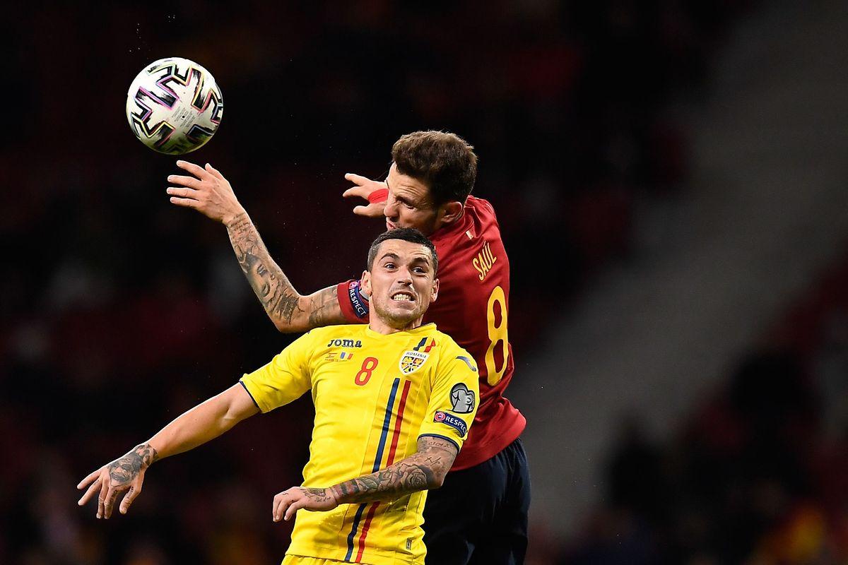 En cas de victoire, Nicolae Stanciu et la Roumanie auront l'avantage d'évoluer à domicile.