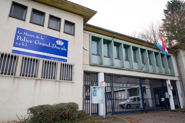 Das Polizeimuseum wurde unter fragwürdigen Umständen für baufällig erklärt.