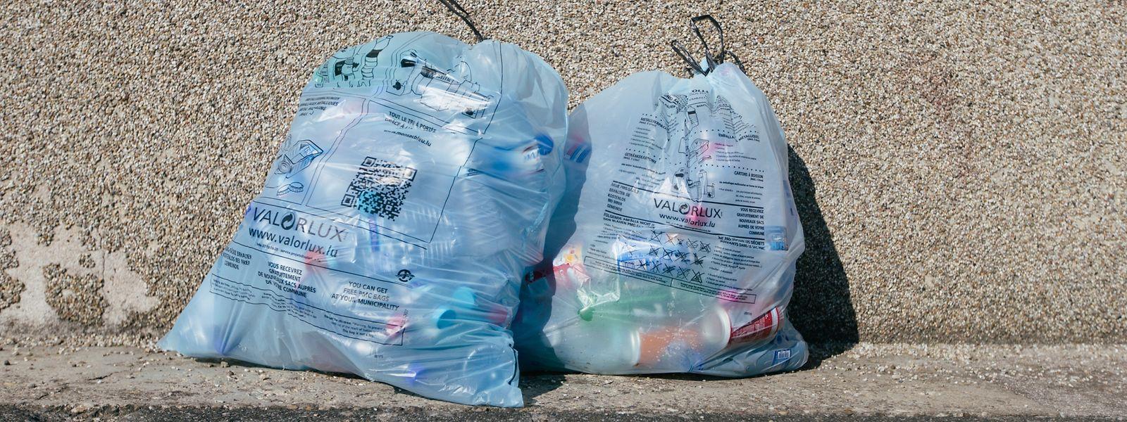 Der Umfang des Plastikverbrauchs soll in Luxemburg reduziert werden.