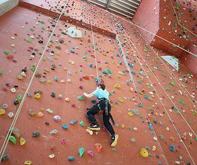 Kletterkurs für Kinder von 8 – 12 Jahren in der Jugendherberge Echternach