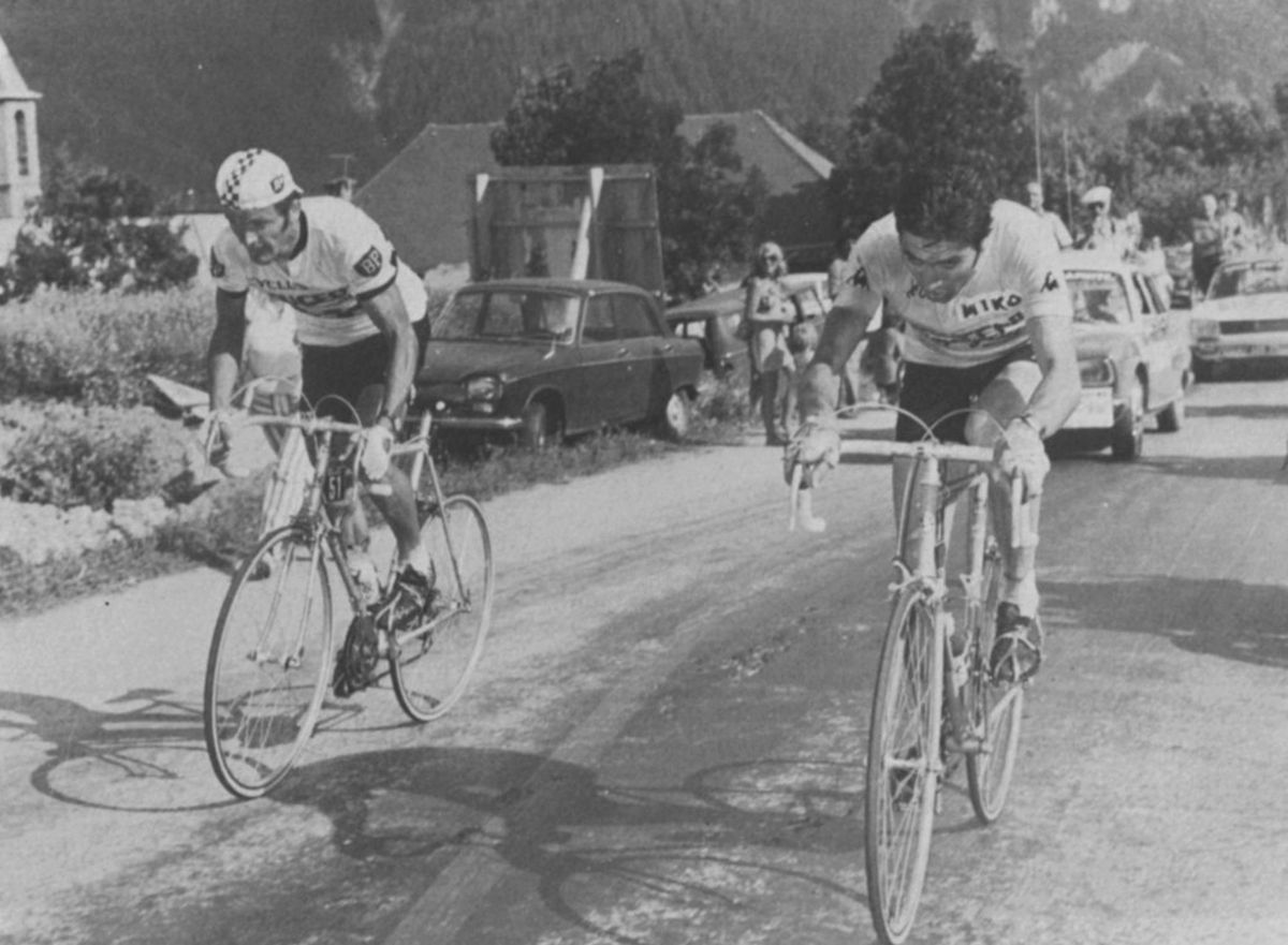Le Tour passera par Pra-Loup, là où Bernard Thévenet a détrôné Eddy Merckx en 1975