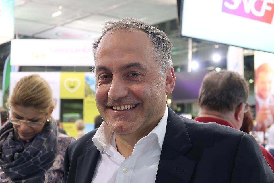 Franceso Mastropietro, District manager de «We love to travel» pour le groupe Sales-Lentz: «L'autre grande destination à la mode, ce sont les îles grecques».