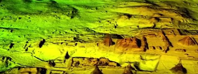 Die Maya-Stätten wurden im Norden Guatemalas entdeckt.