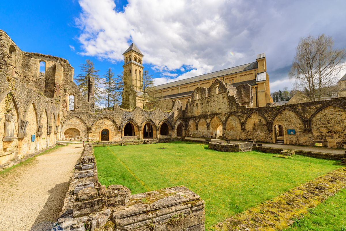 Orval Abbey in Belgium is known for its famous beer Photo: Shutterstock
