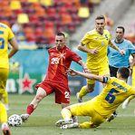 Euro2020. Ucrânia soma segunda vitória em Europeus ao bater Macedónia do Norte