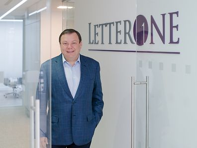 Mikhail Fridman, Chairman of Luxembourg-based LetterOne investment group