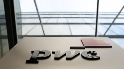 The logo of PwC Luxembourg, stolen documents from which were leaked in LuxLeaks phase 1