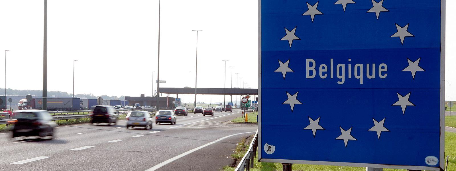 Il est désormais possible de franchir la frontière belgo-luxembourgeoise, mais sous certaines conditions