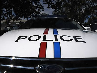 Die Polizei konnte den Täter verhaften.