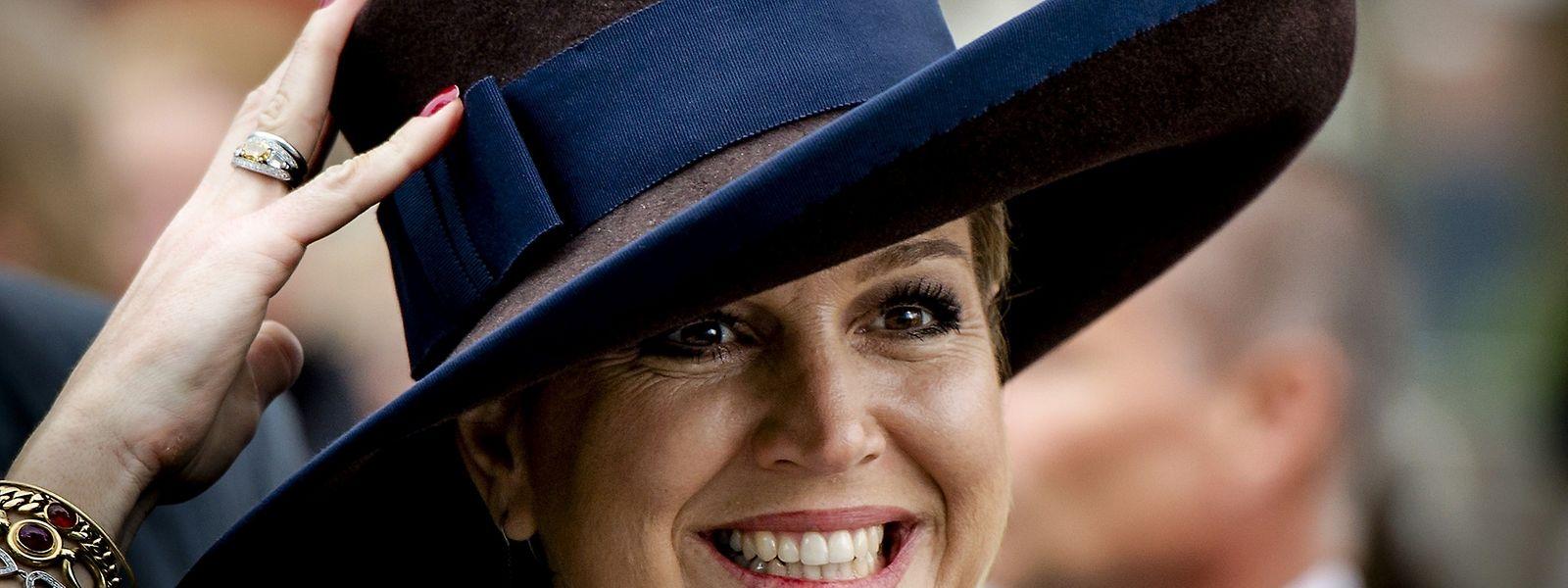Die niederländische Königin Máxima muss sich bei einem Besuch in China mit einer Nierenbeckenentzündung herumplagen.