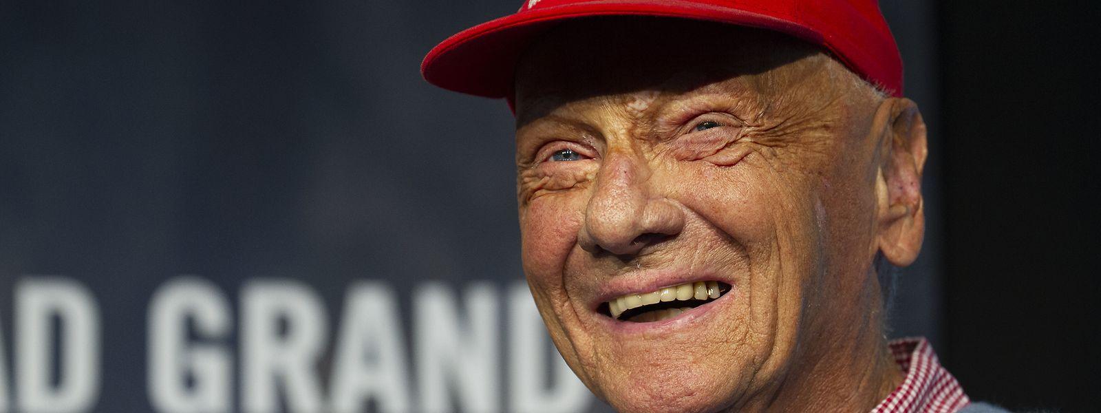Niki Lauda est décédé le 20 mai 2019 à l'âge de 70 ans.