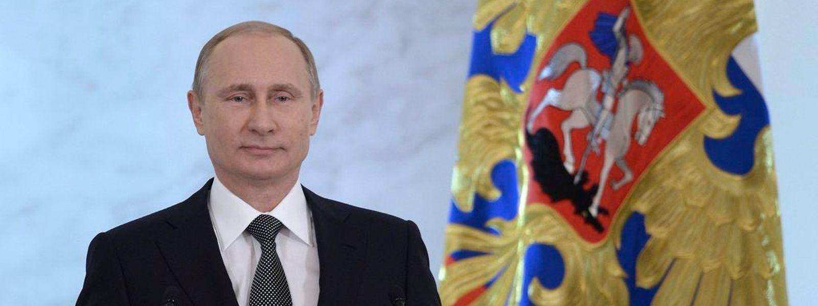 Putin warf den USA vor, Osteuropa zu destabilisieren und Staaten aus der Ferne zu manipulieren.