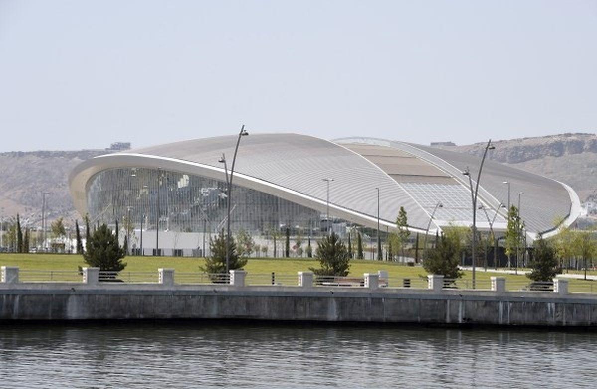 L'Aquatics Centre accueillera les épreuves de natation.