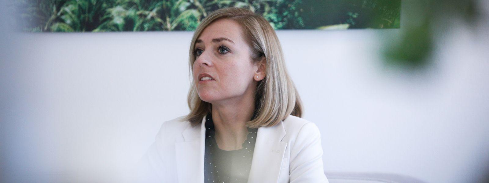 Présentée à l'été 2019, la réforme de la loi communale doit permettre de clarifier les missions des communes et supprimer quelque 70 procédures qui n'ont «plus de sens», selon Taina Bofferding.