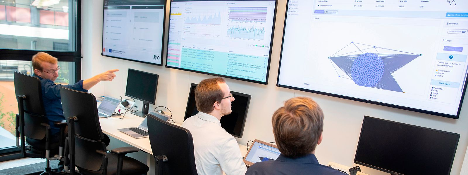 Das Cybersecurity Competence Center (C3) soll eine Vorreiterrolle in Europa spielen.