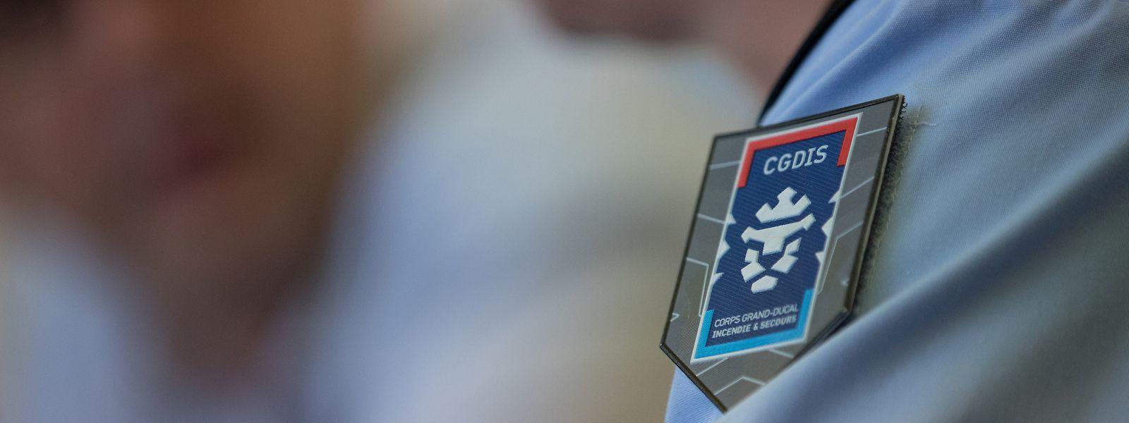 Das Logo mit dem Löwen verkörpert seit dem 1. Juli 2018 das CGDIS.