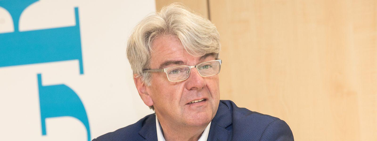 Pour la CGFP présidée par Romain Wolff, la politique du gouvernement «risque de provoquer des troubles en pleine pandémie dans la fonction publique».