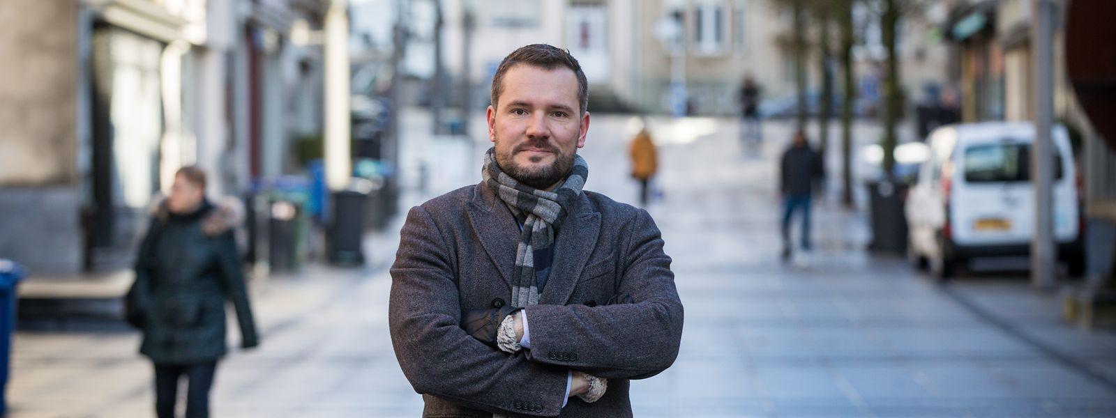 Martin Kracheel sieht sich als Brückenbauer, der versucht das große Ganze zu verstehen und Akteure zu vernetzen.