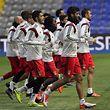 Benfica já treinou  em Astana