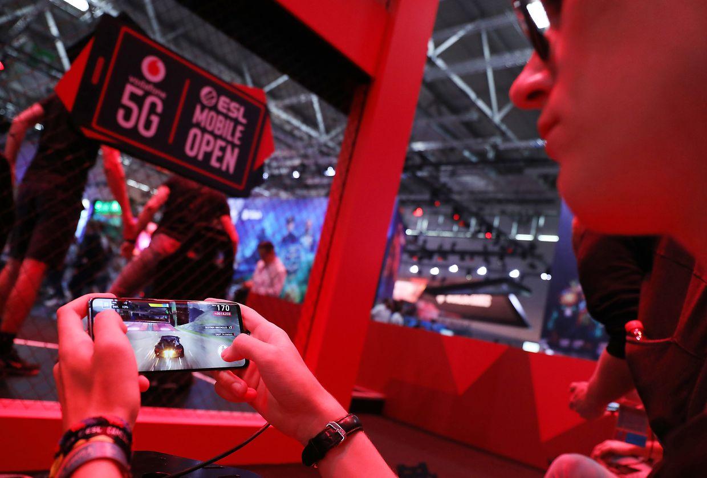 Die Gamescom in Köln.