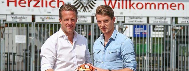 A 21 ans, Chris Philipps relance sa carrière en 3e Bundesliga, au Preussen Münster