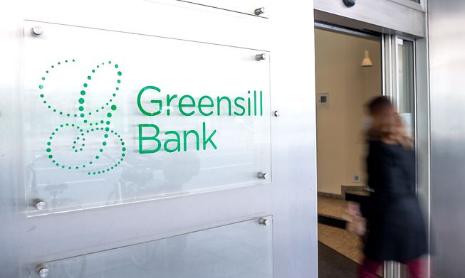 Greensill Bank's offices