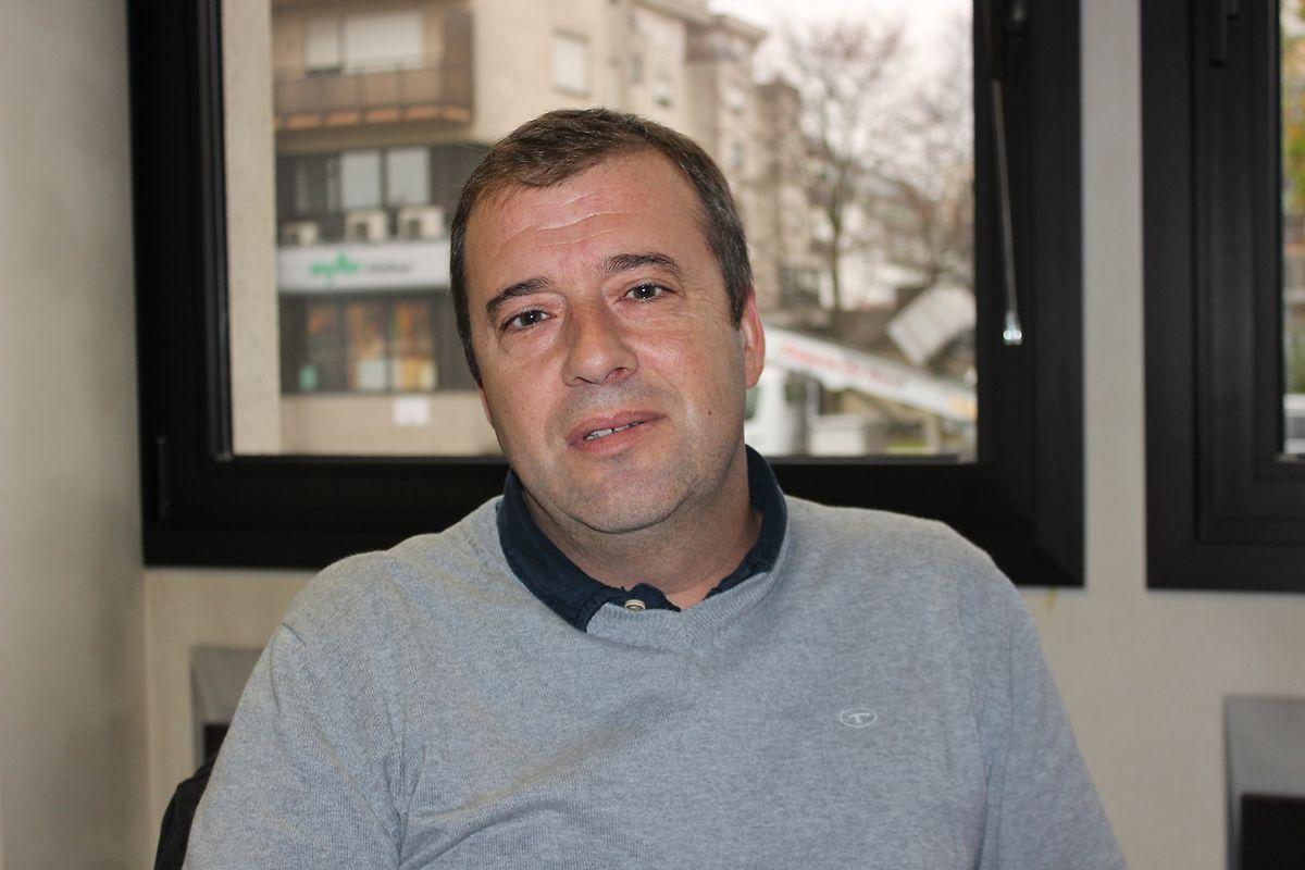 Manuel Mourão, director desportivo do Hamm Benfica, acredita que a sua equipa pode conquistar pontos ao F91 Dudelange
