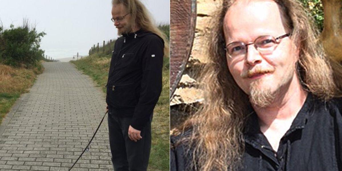 Luc Hoffmann desapareceu no domingo