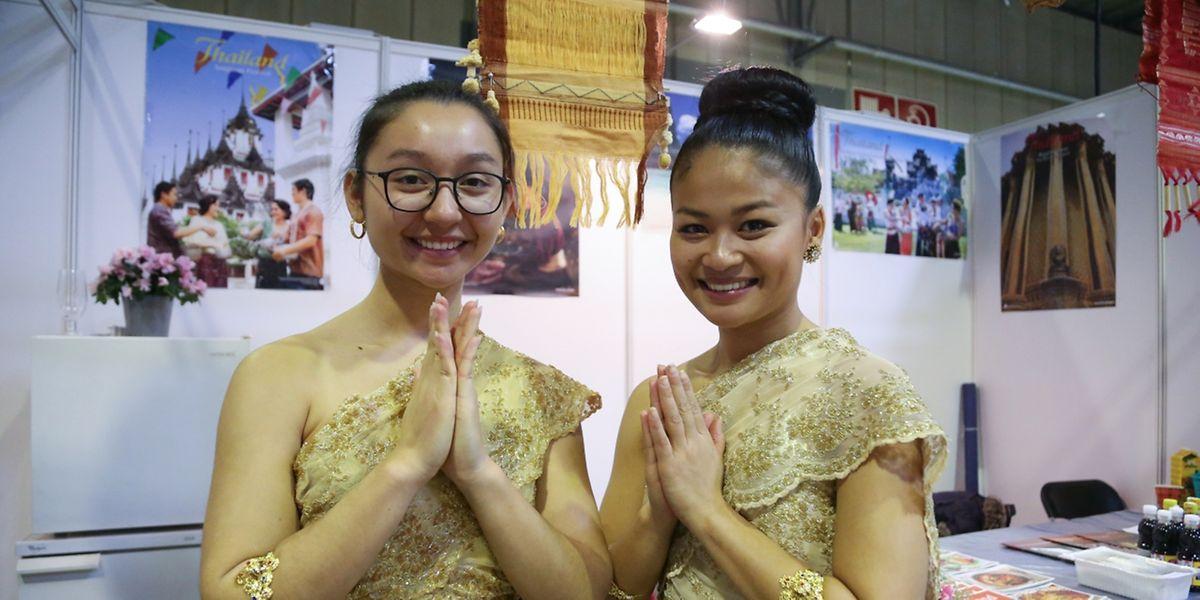 """Auch Thailand ist beim diesjährigen """"Festival des migrations"""" vertreten."""