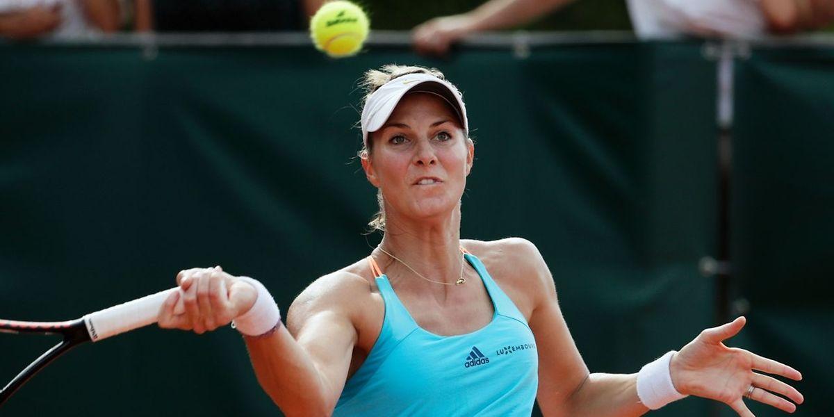 Mandy Minella accède aux quarts de finale du tournoi ITF de Santa Margherita di Pula, en Sardaigne