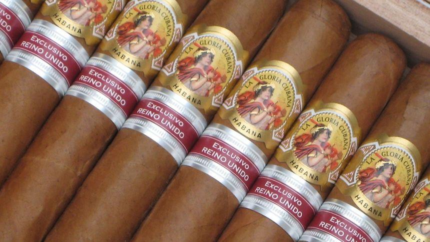 Bei Touristen beliebt: Zigarren aus Kuba.