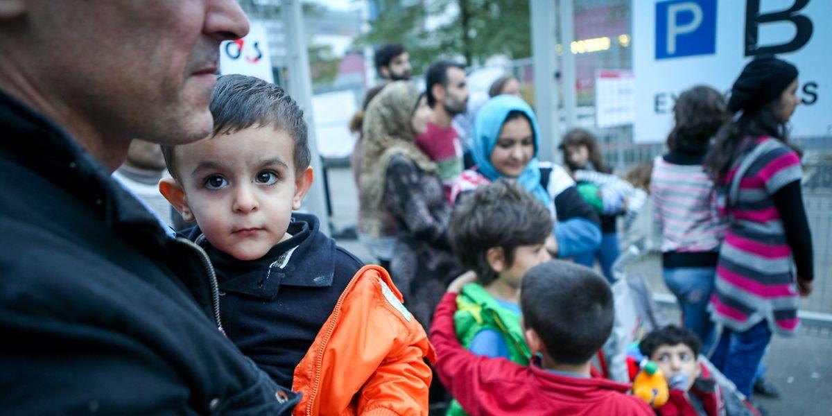 Ils constituent le deuxième groupe de réfugiés syriens résidant en Turquie qui seront réinstallés au Luxembourg.